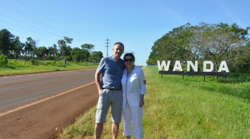 Wanda, polskie miasto w Argentynie